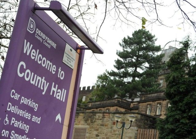 County Hall, Matlock.