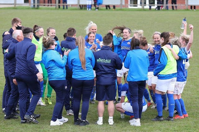 Chesterfield FC Women have reached the final of the Trevor Clifton Trophy.