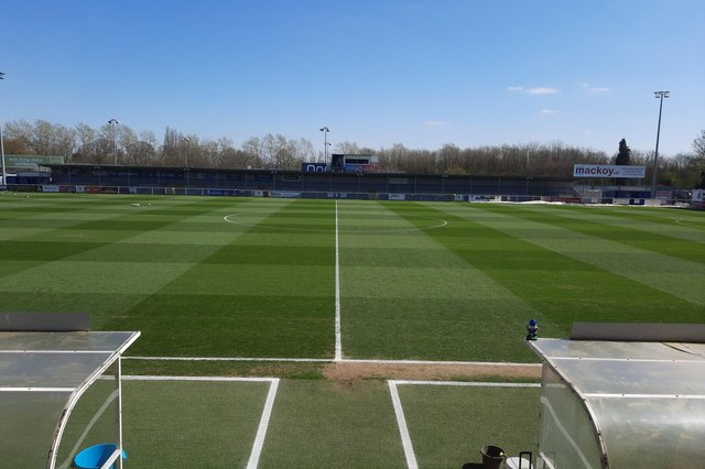 Eastleigh v Chesterfield - live updates.