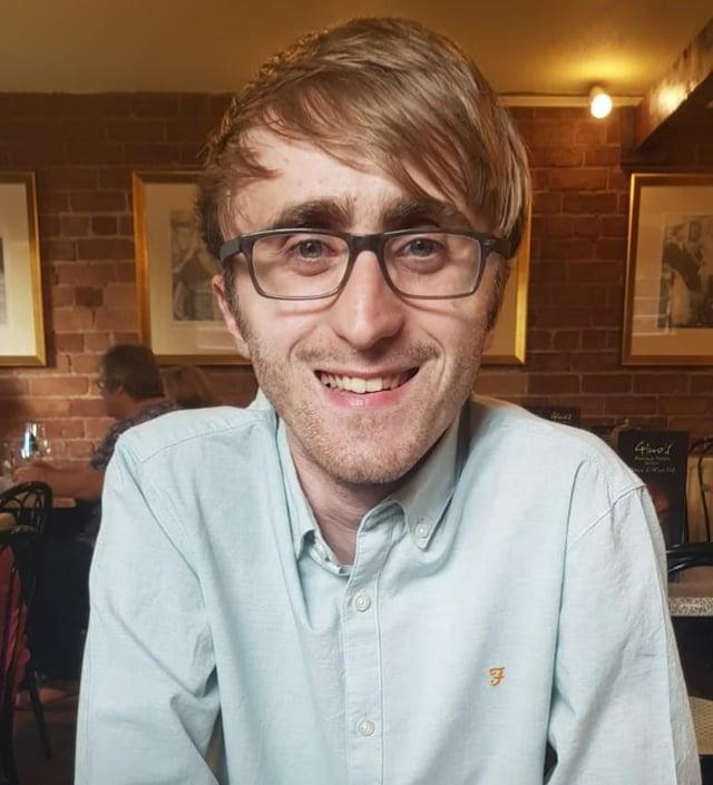 Columnist Liam Kent