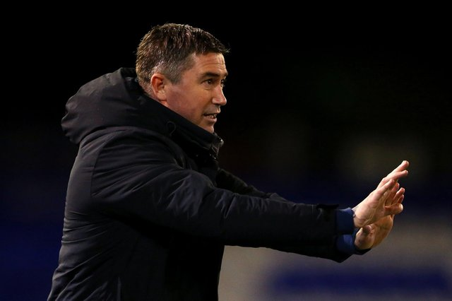Harry Kewell is the new manager of Barnet.