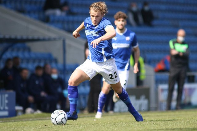 Tom Whelan has left Chesterfield by mutual consent.
