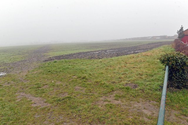 Plans for new homes have been delayed by archaeological digs on land to north Of Northmoor View, Brimington.