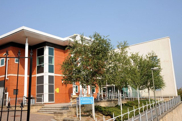 Chesterfield Magistrates Court