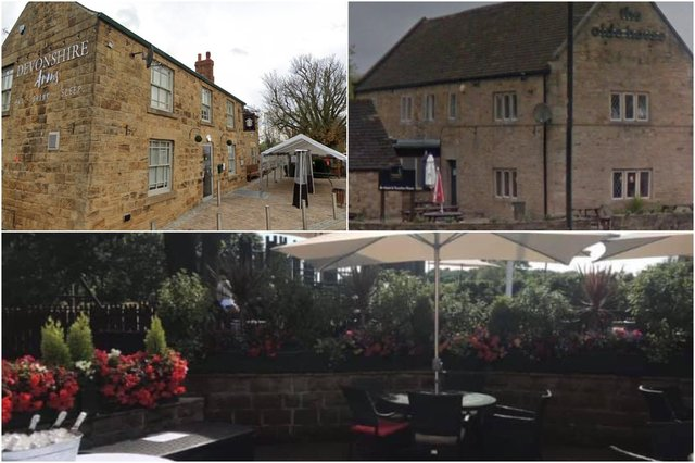 Which pub or restaurant will  you be visiting for a meal outdoors?