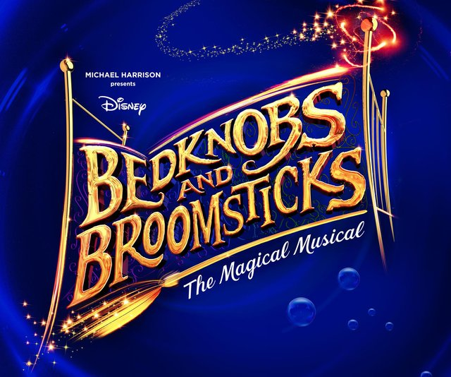 A new stage musical version of the classic Disney film Bedknobs and Broomsticks tours to Sheffield and Nottingham this October.