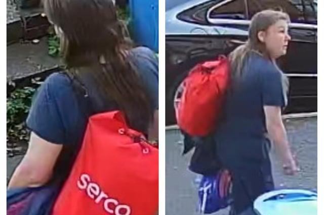 Derbyshire police are concerned for the safety of missing Melissa Jones.