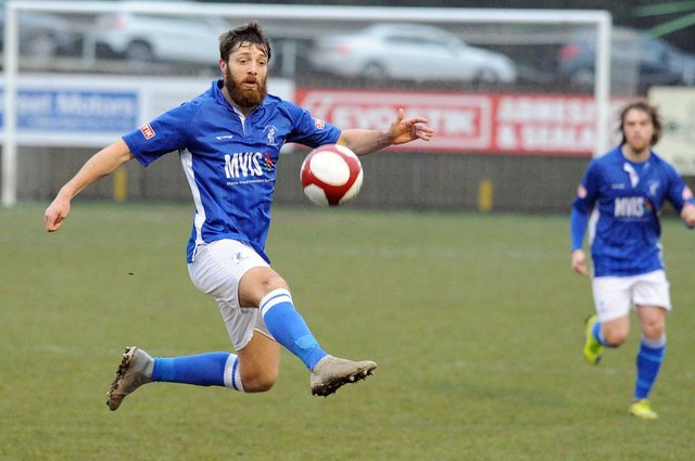 Craig King has left Matlock Town for Frickley.
