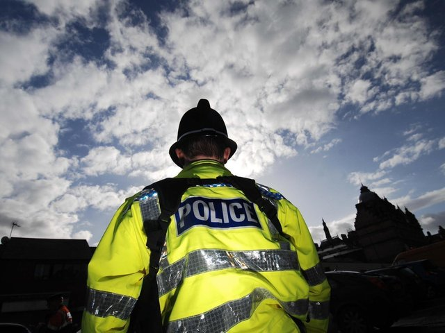 Police have urged to the public to be on their guard after coming across a cold caller in Clay Cross