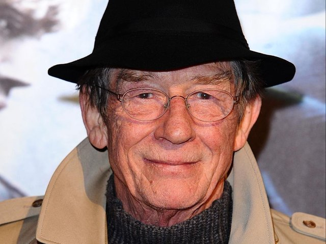 John Hurt, originally from Chesterfield, died aged 77 but had a career that spanned decades before and was knownto be people as Ollivander from Harry Potter, the War Doctor from Doctor Who. The BAFTA award winning actor has also starred in Alien, The Elephant Man and Lord of the Rings.