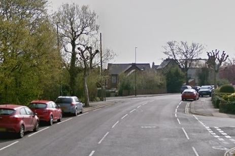 Police want to hear from anyone who witnessed the incident or anyone with any dashcam footage of it. Picture from Google.