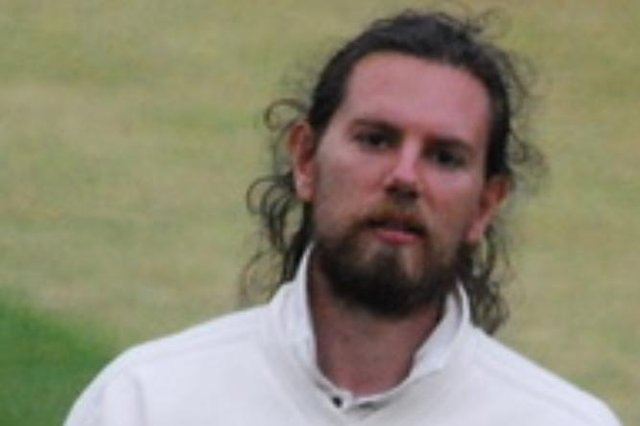 Ed Lander took three wickets for Matlock and Cromford Meadows.