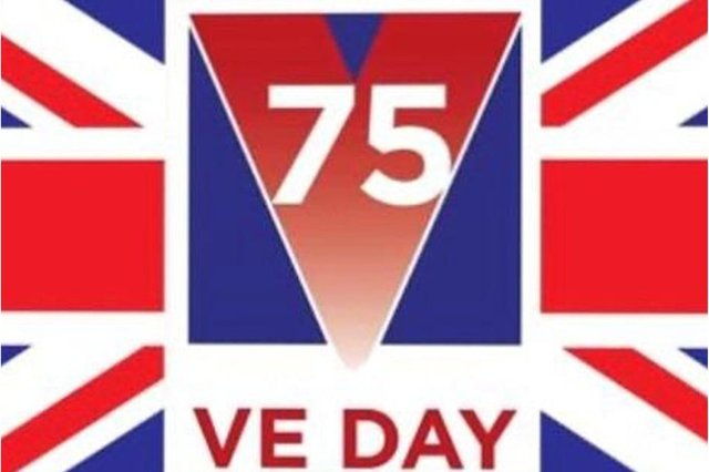 Here's how to celebrate VE Day at home.