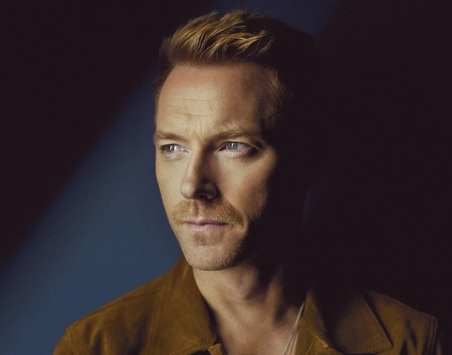 Ronan Keating will be performing in Sheffield and Nottingham in 2022.