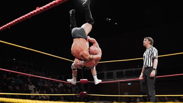 Megaslam Wrestling will be at Belper Leisure Centre on Sunday, September 12, 2021.