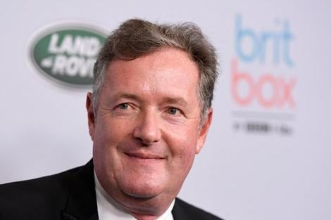 Piers Morgan stormed off Good Morning Britain this week when challenged on his attitude towards Meghan Markle. Picture by Frazer Harrison/Getty Images for BAFTA LA.