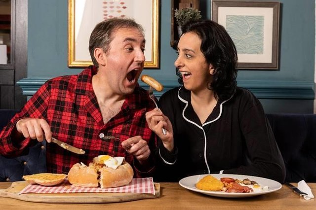 Would you wear your pyjamas to the pub to get a free breakfast?