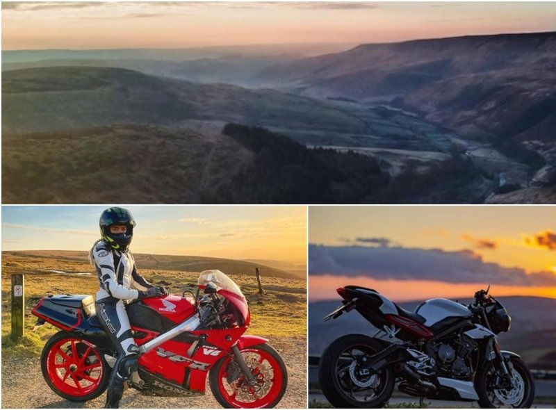 What are your favourite scenic routes in Derbyshire?
