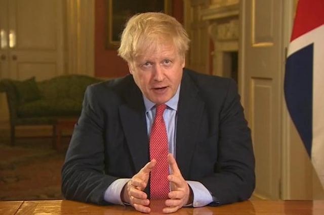Boris Johnson has tested positive for coronavirus (Number 10)
