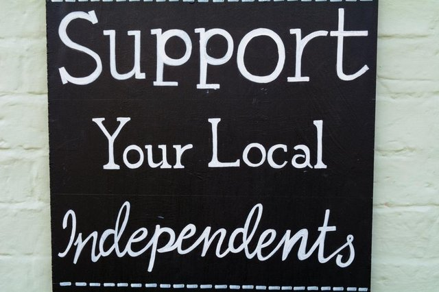 Chesterfield has some amazing independent shops.