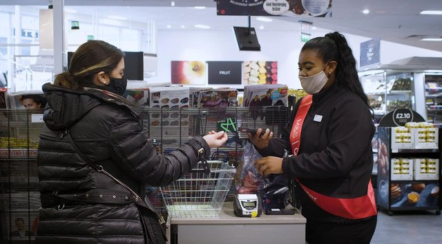 M&S stores across Derbyshire are offering a range of exciting new products and services – from digital payment options to rewards and treats through the Sparks loyalty programme