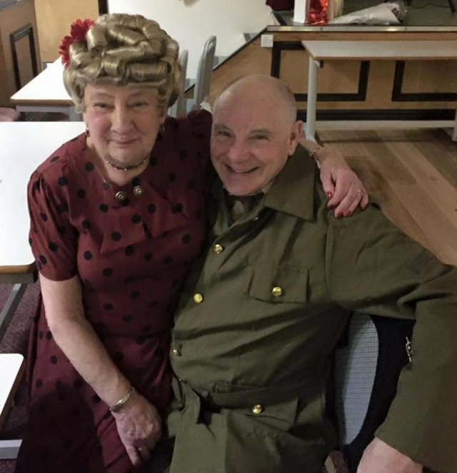Pauline and Brian Flynn, from Duckmanton, have celebrated their diamond wedding anniversary