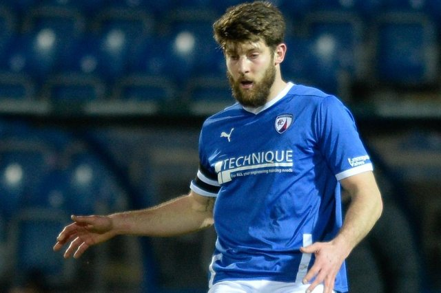 Chesterfield fell to a disappointing 2-0 defeat to Maidenhead United on Saturday.