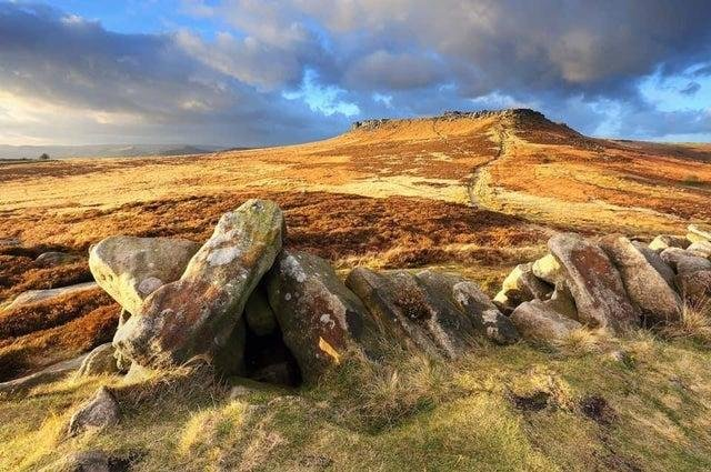 Visitors asked to keep away from the Peak District.