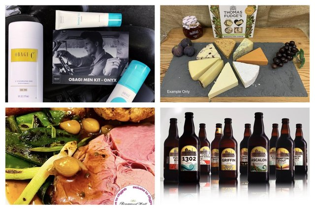 Some great local gift ideas for Father's Day...