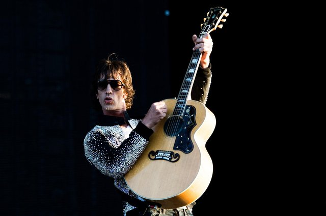 Richard Ashcroft was due to headline both Splendour and Tramlines this year, but Splendour has been cancelled.