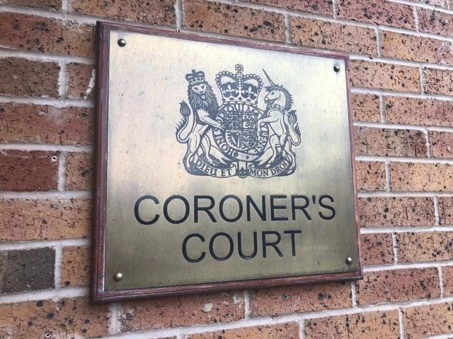 The inquest was held at Chesterfield Coroner's Court.