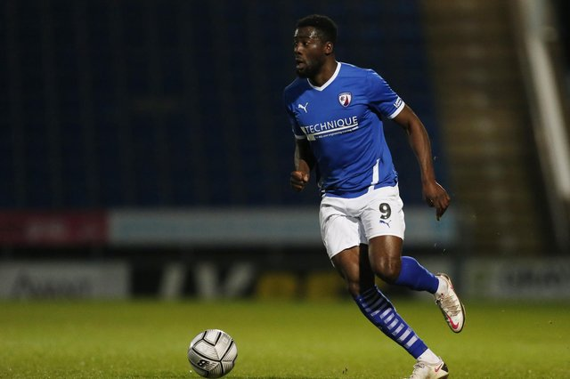 Akwasi Asante will be out for nine months with a ruptured achilles.