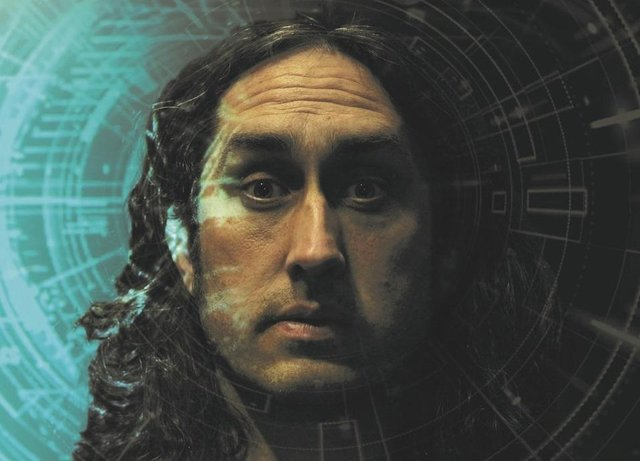 Ross Noble tours his Humournoid show to Buxton on January 23, 2020.
