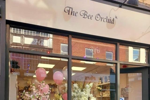 The Bee Orchid has moved from The Shambles to Packers Row in Chesterfield town centre.