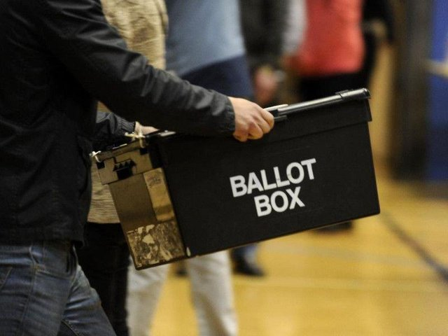 Derbyshire Dales District Council says there are 'always a very small number of issues' with postal voting.