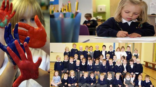Chesterfield schools new starters.