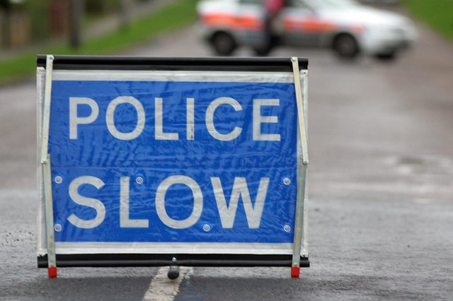 Motorists have been advised to avoid Market Street in Heanor following a vehicle crash earlier this morning.