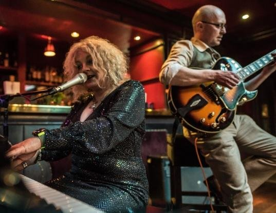 Wendy Kirkland and Pat Sprakes will return to Ronnie Scott's Jazz Club in London in August.