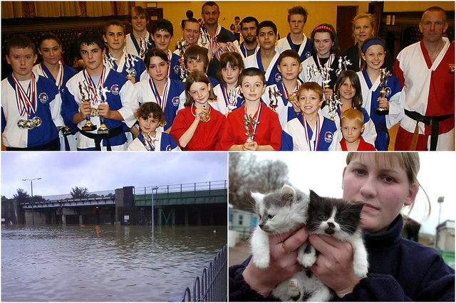 What was your memory of Chesterfield in 2007?