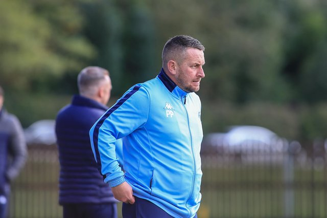 Matlock Town manager Paul Phillips is raring to go ahead of the first pre-season friendly.