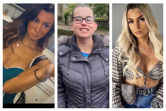 Chloe, Courtney and Condie Hall are looking forward to celebrating their 21st birthdays