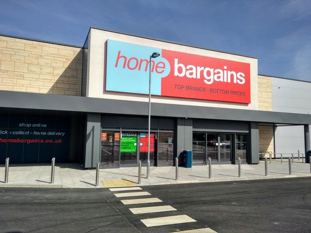 Home Bargains is opening a new store near Chesterfield on Saturday.