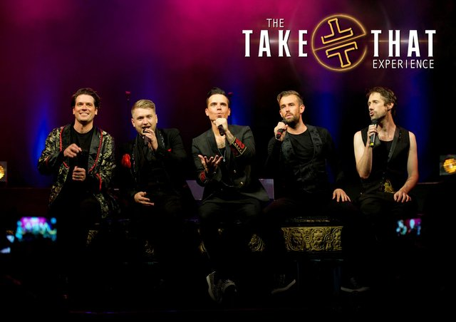The Take That Experience.