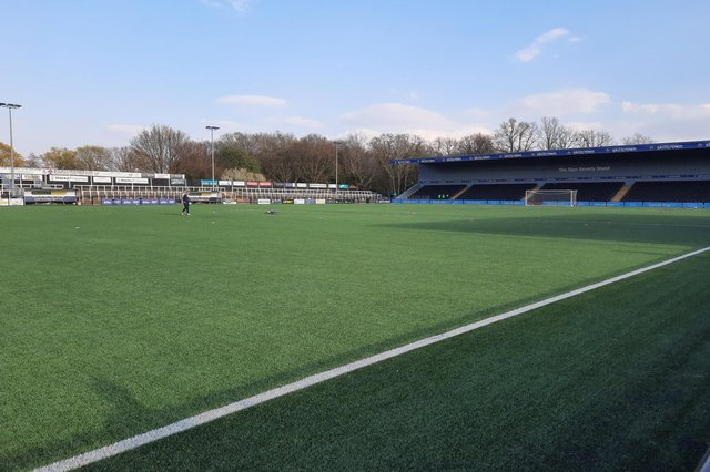Bromley v Chesterfield - live updates.