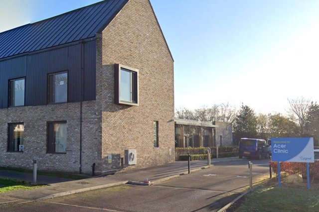 Cygnet Acer Clinic in Mastin Moor has been rated 'Good' following a latest CQC inspection