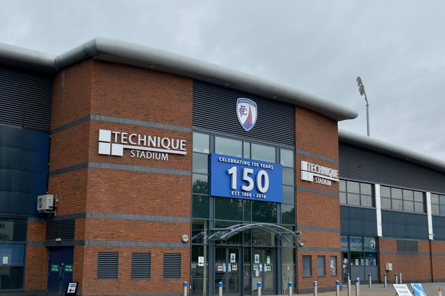 The Spireites have appointed a new first-team coach.