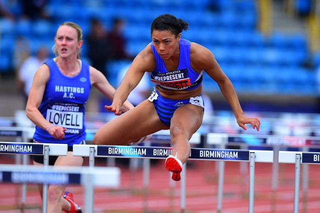 Alicia Barrett will head to Poland at the weekend to compete for Team GB. (Photo by Tony Marshall/Getty Images)