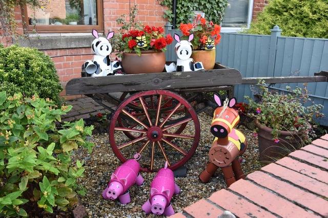 Palterton Flower Pot Festival will light up the village in July.