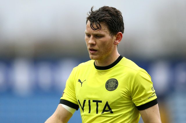 Stockport County's Connor Jennings has been diagnosed with a rare form of cancer.
