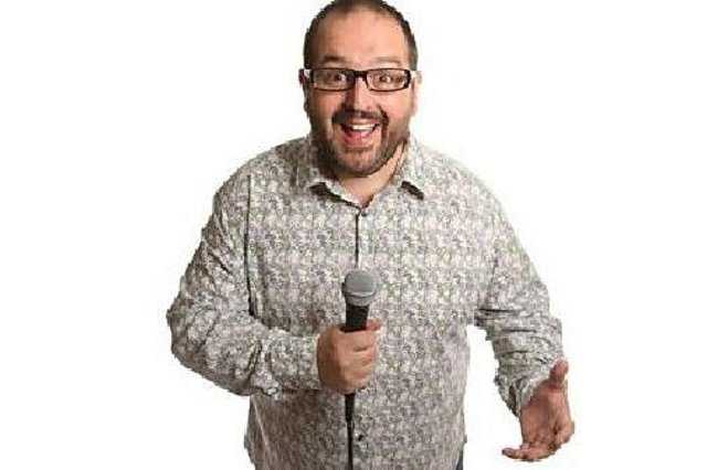 Justin Moorhouse will be among entertainers at The Last Laugh Comedy Club in Sheffield City Hall's memorial hall.
